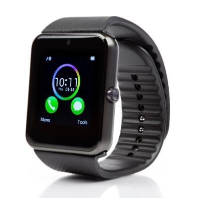 Chytré hodinky IMMAX SW6 černé
