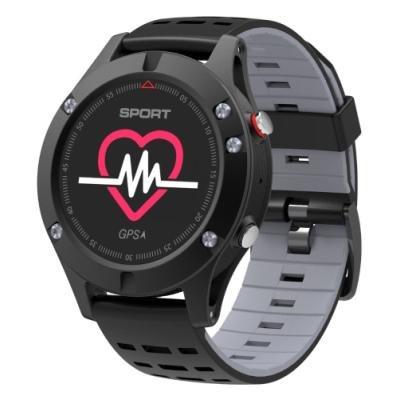 Chytré hodinky IMMAX SW8 černo-šedé