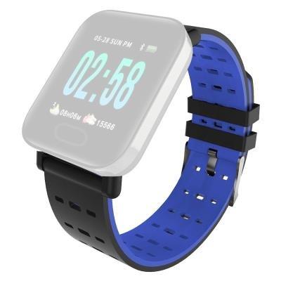 Řemínek IMMAX pro chytré hodinky SW11 modrý