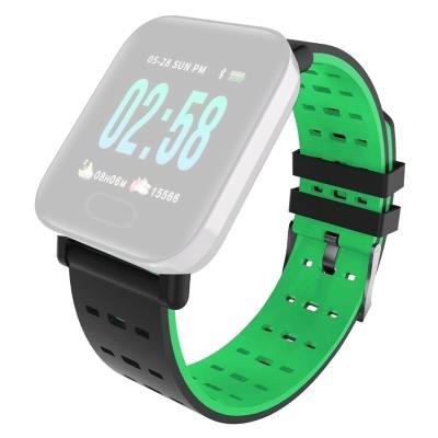 Řemínek IMMAX pro chytré hodinky SW11 zelený