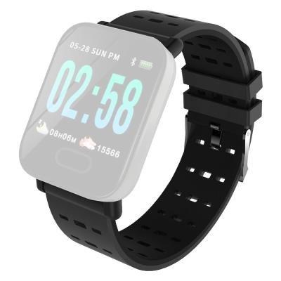 Řemínek IMMAX pro chytré hodinky SW11 černý