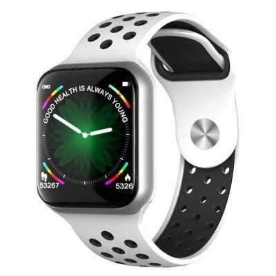 Chytré hodinky IMMAX SW13 bílo-stříbrné