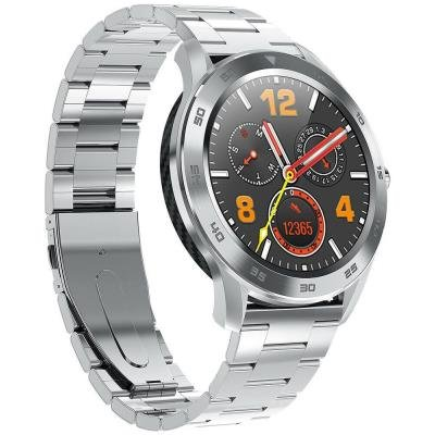 Chytré hodinky IMMAX SW14 stříbrné