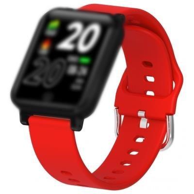 IMMAX řemínek pro TEMP Watch červený