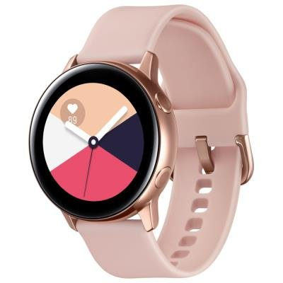Samsung Galaxy Watch Active R500 růžovo-zlaté