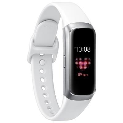 Samsung Galaxy Fit stříbrno-bílý