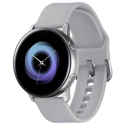 Samsung Galaxy Watch Active R500 stříbrné
