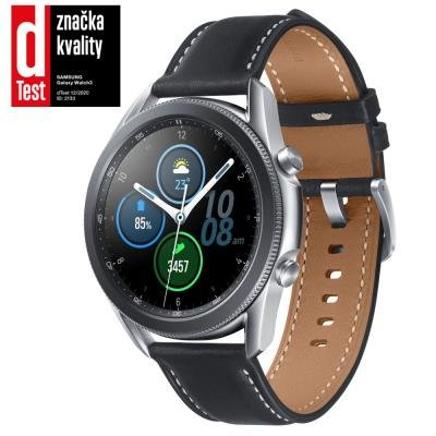 Samsung Galaxy Watch3 45mm stříbrné