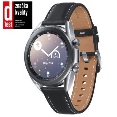 Samsung Galaxy Watch3 41mm stříbrné