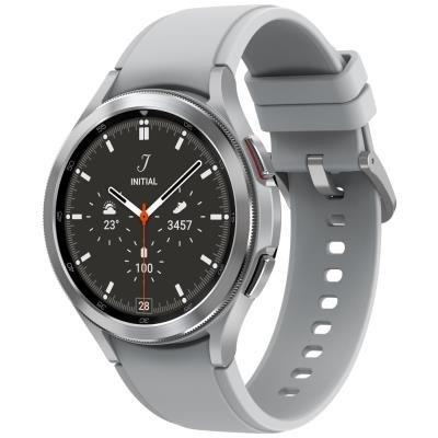 Samsung Galaxy Watch4 Classic 46mm stříbrno-bílé