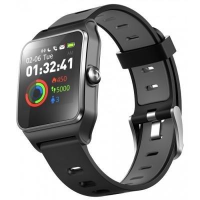 Chytré hodinky UMAX U-Band P1 PRO černé