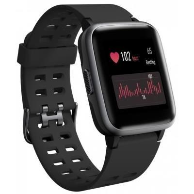 Chytré hodinky UMAX U-Band P2 černé