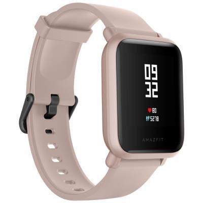 Chytré hodinky Xiaomi Amazfit BIP Lite růžové