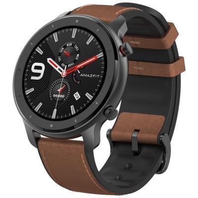 Chytré hodinky Xiaomi Amazfit GTR 47mm hliník