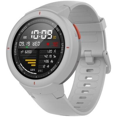 Chytré hodinky Xiaomi Amazfit Verge bílé