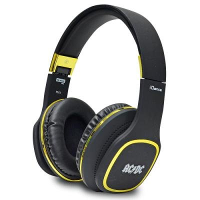 Headset iDANCE AC/DC BLACK-100
