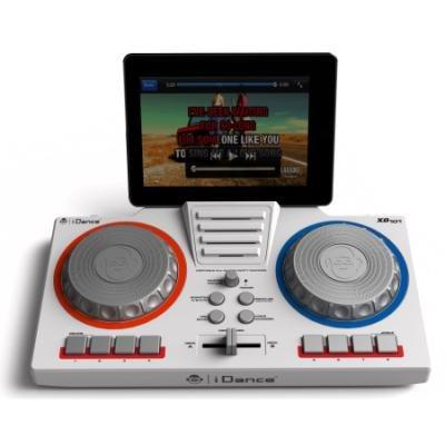 DJ systém iDANCE XD101 bílý