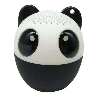 iDANCE AS100 Panda/ BT/ Reproduktor/ 3W/ Výdrž baterie až 4h