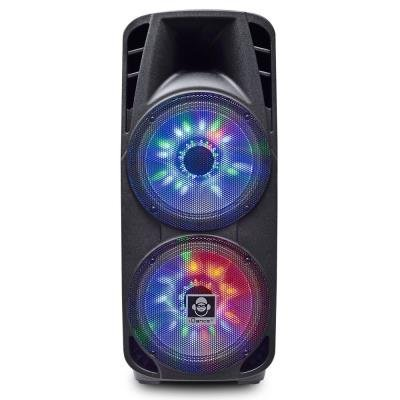 ROZBALENÉ - iDANCE GROOVE GR980/ BT repro/ 1000W/ LED/ USB/ MP3/ BEZ MIKROFONŮ