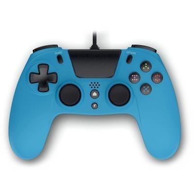 Gioteck VX-4 gamepad modrý