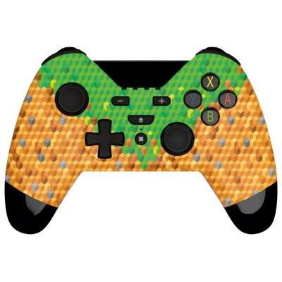 Gioteck WX-4 gamepad zeleno-hnědý