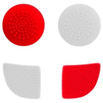 Gioteck úchyty pro Xbox One červeno-bílé