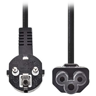 Nedis Schuko na IEC-320-C5 černý 2m