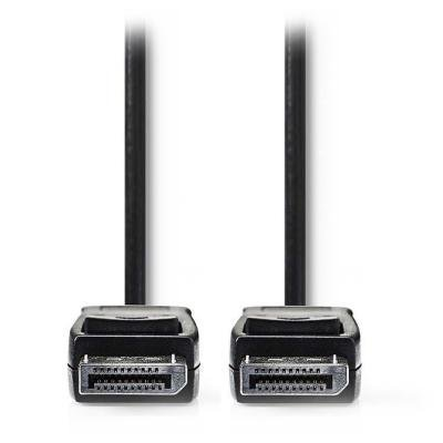 Kabel Nedis DisplayPort 1.2 2m černý