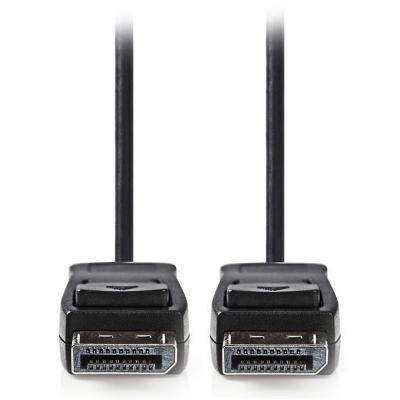 Kabel Nedis DisplayPort 1.2 3m černý