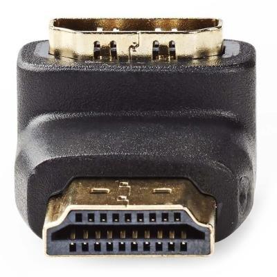 Adaptér Nedis HDMI (F) na HDMI (M) 90°