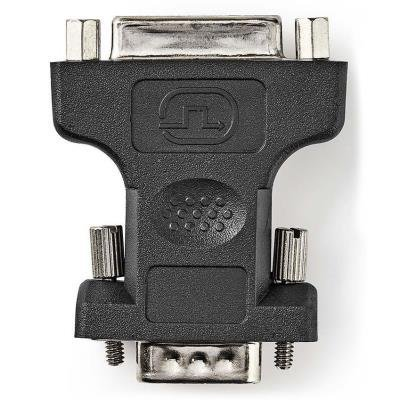 Adaptér Nedis VGA na DVI-I černý