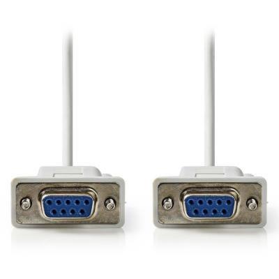 Kabel Nedis D-Sub 9-pin 2m