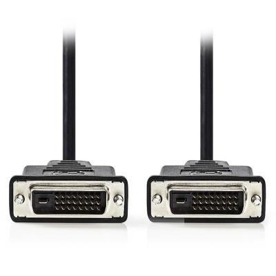Kabel Nedis DVI-D 24+1-pin (M) 2m