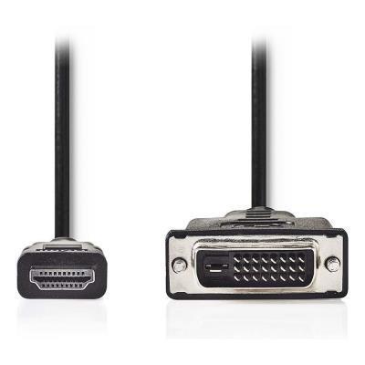 Kabel Nedis HDMI na DVI-D 3m černý