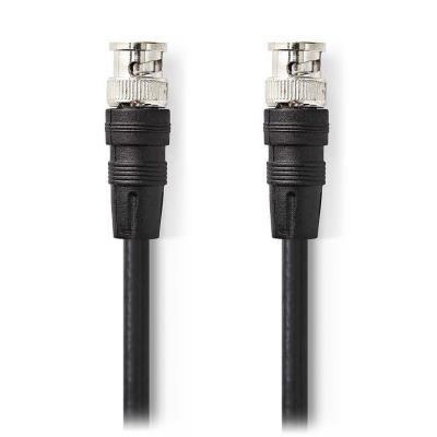 Kabel Nedis BNC (M) na BNC (M) 5m