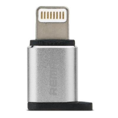 Redukce Remax Micro USB na Lightning