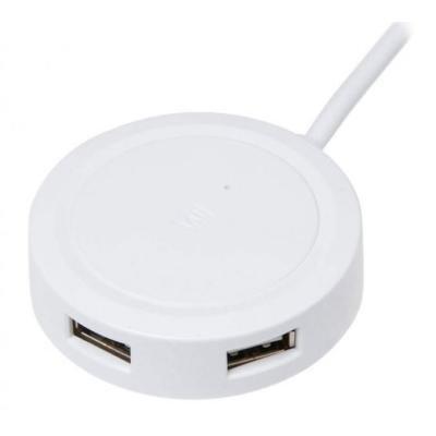 USB Hub REMAX RU-U5 bílý