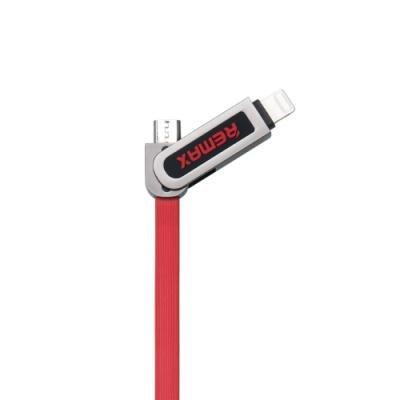 Kabel REMAX USB 2.0 na Lightning 1m červený