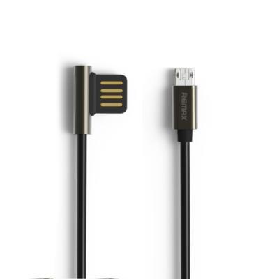 Kabel REMAX USB 2.0 na micro USB 1m černý