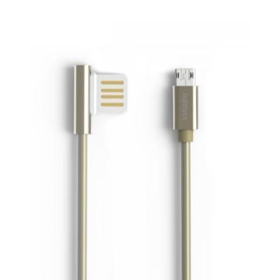 Kabel REMAX USB 2.0 na micro USB 1m zlatý