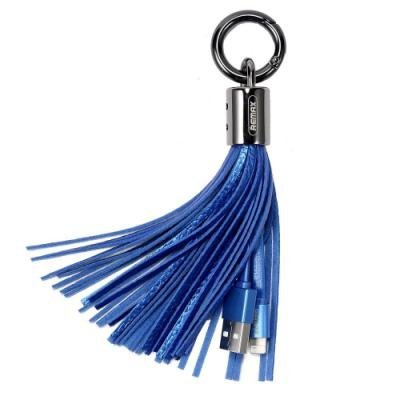 Kabel REMAX USB 2.0 na Lightning 20cm modrý