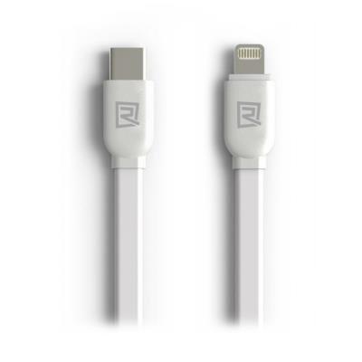 Kabel REMAX USB typ C na Lightning 1m bílý