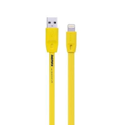 Kabel REMAX USB 2.0 na Lightning 2m žlutý