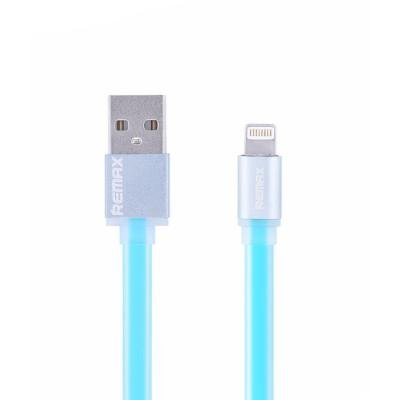 Kabel REMAX USB 2.0 na Lightning 1m modrý