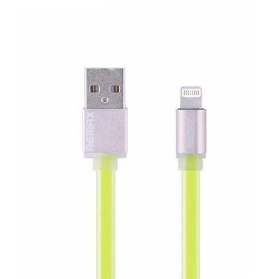 Kabel REMAX USB 2.0 na Lightning 1m zelený