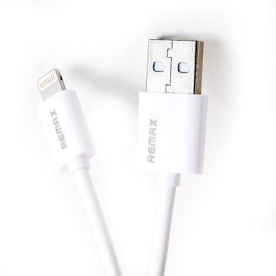 Kabel REMAX USB 2.0 na Lightning 1m bílý