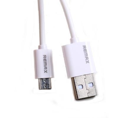 Kabel REMAX USB 2.0 na micro USB 1m bílý