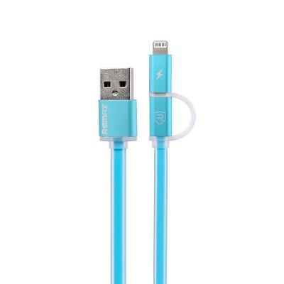Kabel REMAX USB 2.0 na Lightning 1m modrý
