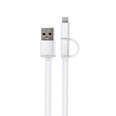 Kabel REMAX USB 2.0 na Lightning 1m bílý