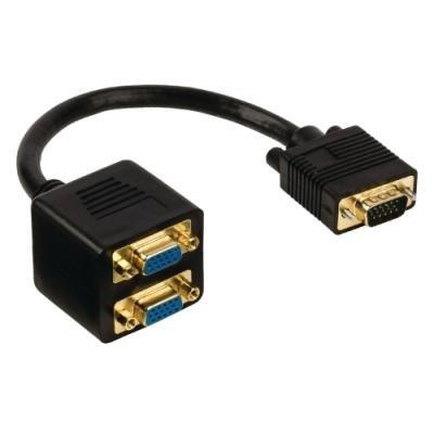 Kabel Valueline VGA rozbočovací 0,2M